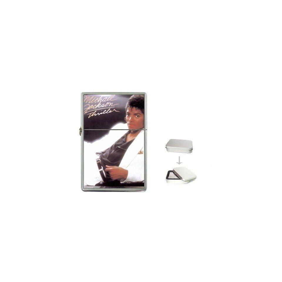 Michael Jackson Thriller Flip Top Lighter