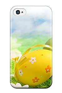 ZlnXAcf5049IwIGb Happy Easter Eggs Awesome High Quality Iphone 4/4s Case Skin