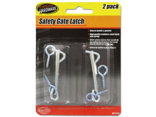Safety Gate Latch - Case of 144 by Sterling