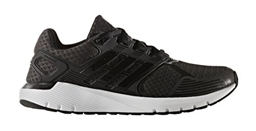 adidas Women's Duramo 8 W Running Shoe, Utility Black/Black/Black, 10 M US