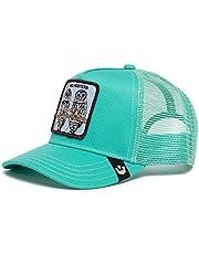 Goorin Bros. Czapka Hooters zielona czapka bejsbolowa z motywem zwierzęcym Farm Patch Green