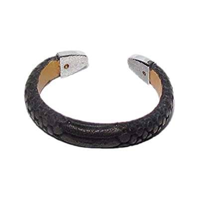 AUTHENTIC HANDMADE Leather Bracelet, Men Women Wristbands Braided Bangle Craft Multi [SKU003152]