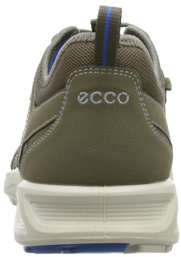 Ecco Terracruise Black/Black Syn/Tex/Deco 841034 - Sandalias para hombre Marrón (WARM GREY/DARK CLAY/DYNASTY58438)