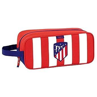 Safta Zapatillero Atlético De Madrid Oficial Zapatillero Mediano ...