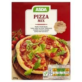 Amazon.com : ASDA Pizza Mix 290g : Grocery & Gourmet Food
