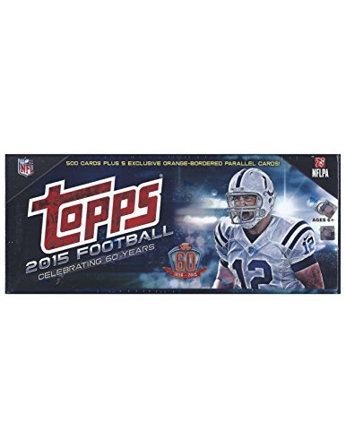 Topps Football Factory Complete Exlcusive