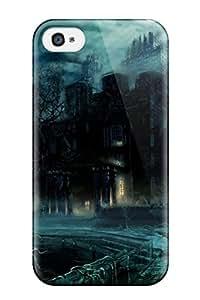 Slim New Design Hard Case For Iphone 4/4s Case Cover - EOslauJ2090XCJWk