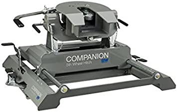 B W Companion 5th Wheel Hitch With Slider For Ford Pucks
