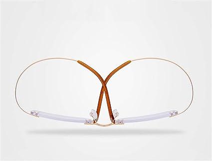17497f4b96 KOMNY Gafas de Lectura BLU-Ray Macho lejos y Cerca de Doble Uso Gafas de
