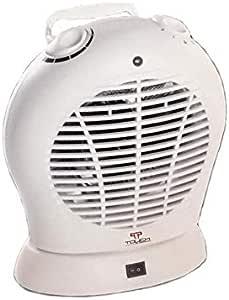 Touch Elzenoky 41108 Style Fan Heater -White