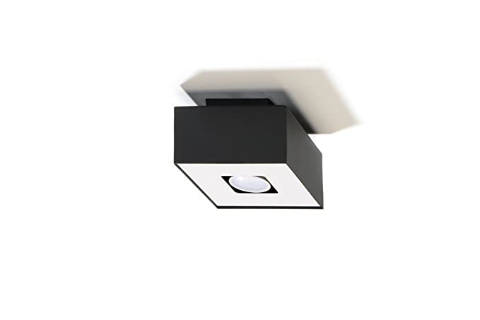 Bauhaus - Lámpara de techo (b14 cm, L14 cm, diseño Hogar, en ...