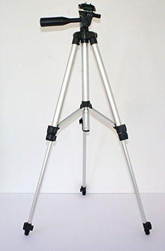 Pro 50 Photo//Video Tripod with Case for Fujifilm X-H1 X-Pro2 X-T2