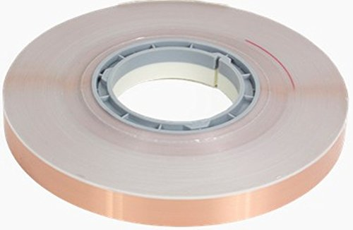 Williams Sound PLW F500 Power Loop Wire Flat 3/4'', Flat copper, 3/4'' Wide, 500 ft (152.4 m) spool, Width: OD: 22 mm (with insulation)/ID: 19 mm (bare copper) by Williams Sound