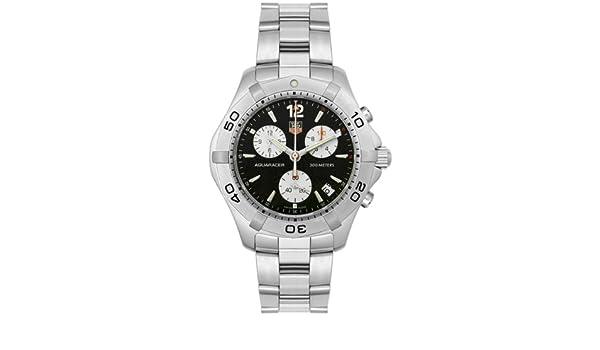 Reloj - TAG Heuer - para - CAF1110.BA0804: Tag Heuer: Amazon.es ...