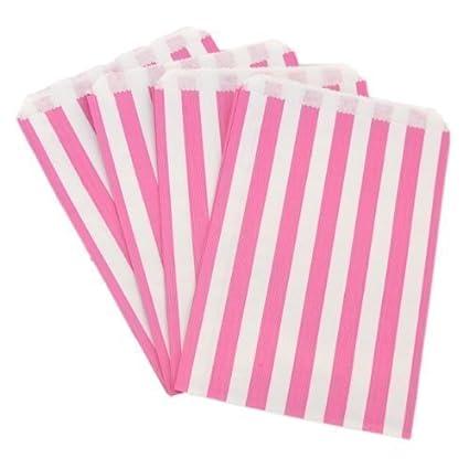 Bolsas de papel para golosinas (1 pack=100 unidades ...