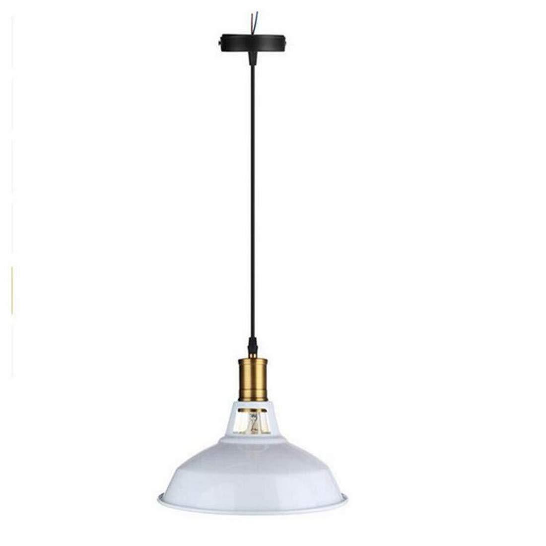 Vintage Chandelierloft Lámparas Colgantes Lámpara Colgante para El Hogar Lámparas De Techo, [Blanco] - - Amazon.com