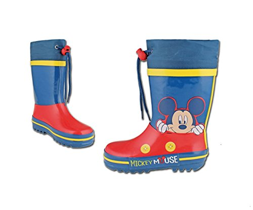 Mickey Mouse Jungen Stiefel Mehrfarbig Mehrfarbig