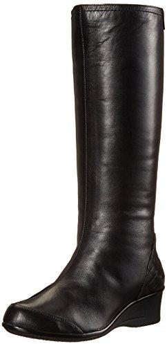 Taryn Rose Women's Arst Rain Boot, Black, 7.5 M US by Taryn Rose