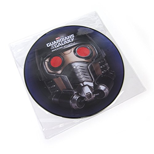 Price comparison product image Guardians Of The Galaxy: Guardians Of The Galaxy Vol.1 (Pic Disc) Vinyl LP