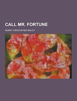 book cover of Call Mr. Fortune