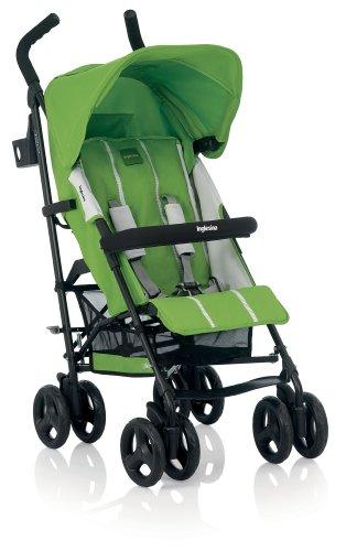 Inglesina 2013 Trip Stroller, Mela Green Discontinued by Manufacturer Discontinued by Manufacturer