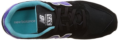 New Balance Damen Wl373 Lifestyle Funktionsschuh, Black (Black/001), 36.5 EU