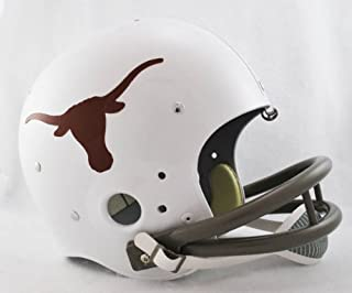 Texas Longhorns 1967 – 76 TK Helmet