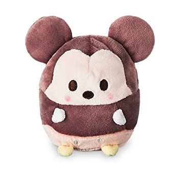 Disney Mickey Mouse Ufufy Peluche Pequeño Con Aroma 11cm