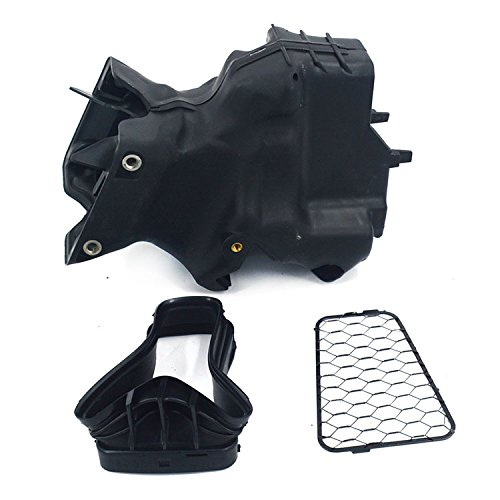 Fast Pro Motorcycle Black Left Right Ram Air Intake Tube Duct For CBR600 07-08 CBR600RR F5 07-12: