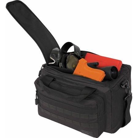 SOG Tactical Echo Shooting Range Bag W/ Pistol Sleeve & Shell Bag Included