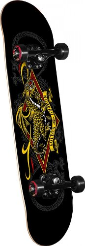 (Powell Golden Dragon Diamond Dragon 3 Complete Skateboard)
