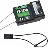Flysky FS-iA10 new 10-channel receiver PPM output compatible I4 I6 GT2E GT2G I10 transmitter
