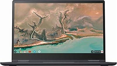 "Lenovo - Yoga C630 2-in-1 15.6"" Touch-Screen Chromebook - Intel Core i5-8GB Memory - 128GB eMMC Flash Memory - Midnight Blue"