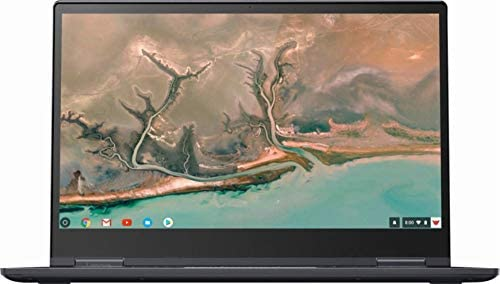 "Lenovo - Yoga C630 2-in-1 15.6"" Touch-Screen Chromebook - Intel Core i5-8GB Memory - 128GB eMMC Flash Memory - Midnight Blue"