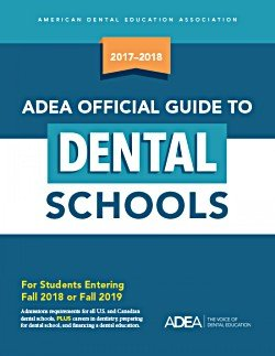 Pdf Medical Books ADEA Official Guide to Dental Schools 2017-2018: For Students Entering Fall 2018 or Fall 2019