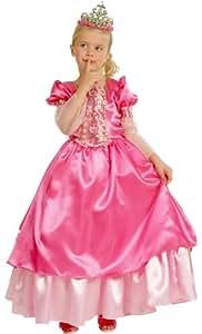 Cesar - Disfraz de princesa para niña (de 3/5 años