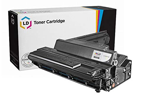LD Compatible Toner Cartridge Replacement for Ricoh 400759 Type 115 (Black)