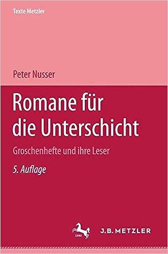 Groschenheft (German Edition)