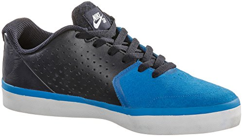 Nike SB Mens Paul Rodriguez CTD LR Photo Blue/White-Obsidian Sneaker 12 D - Medium