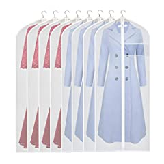 Description:Have you ever been late for important meetings or date due to looking for the right clothes from your messy closet? Have you found that some of your clothes go moldy after stored for several months ? Maybe your favorite clothes ne...
