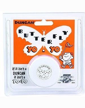 Duncan  Vintage Style Butterfly Yo-Yo - Assorted Colores by Duncan