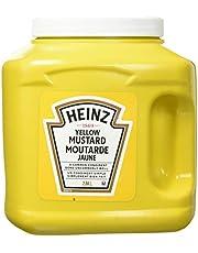 Heinz Heinz Yellow Mustard, 2.84L, 1 Count