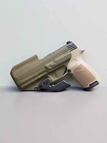 Neptune Concealment IWB Kydex Gun Holster for CZ P07 - Proteus Series - Veteran Made by Neptune Concealment