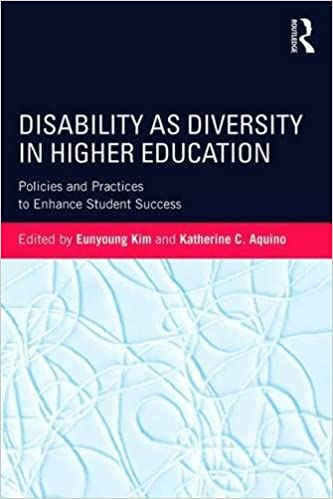 Disability as Diversity book cover
