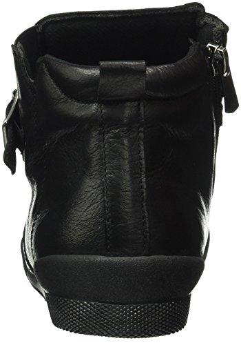 Andrea Conti 0342717, Zapatillas de Estar por Casa para Mujer Negro - Schwarz (Schwarz 002)