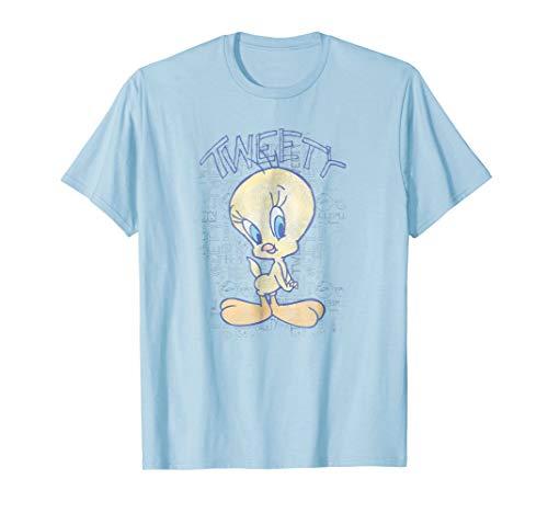 Looney Tunes Tweety Fade T Shirt