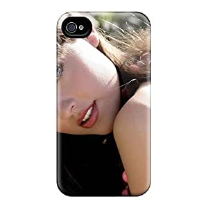 New Fashionable Luoxunmobile333 VMl32203ZBsA Covers Cases Specially Made For Iphone 6(lorena Garcia Celebrities)
