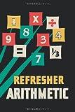 Refresher Arithmetic, Edwin I. Stein, 4871877175