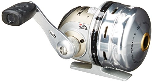 Abu Garcia Abumatic Series Spincast Reel, 2 Bearings, 8-Pound/110-Yard, Left/Right-Hand