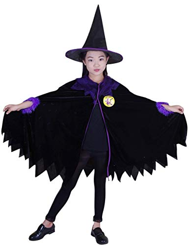 SUNFURA Halloween Costume Set Toddler Kids Girls Cosplay
